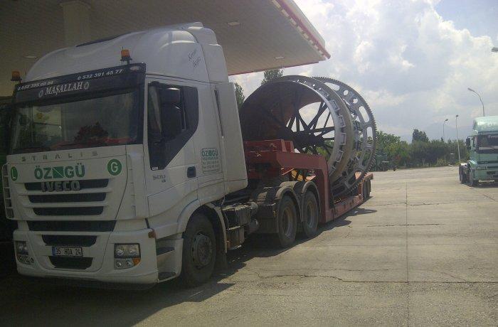 Kazan Taşımacılığı
